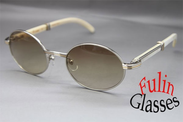 Free Shipping Hot Vintage Sun Glasses 7550178 White Buffalo Natural horn Sunglasses Size: 55-22-135 mmОдежда и ак�е��уары<br><br><br>Aliexpress