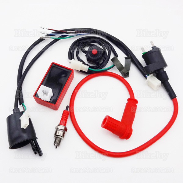 wiring loom harness kill switch racing ignition coil 5 pin ac cdi box a7tc spark jpg