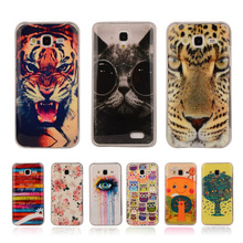 Pattern Rubber TPU Soft Silicone Case Samsung Galaxy J3 J300 J3000 Back Skin Cover Phone Protective ShockProof Bag - K-Tech store