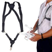 Dual Shoulder Belt Neck Strap Sling For Inspire 1 Phantom 2/3 Remote Controller Helicopter Drone Spare parts