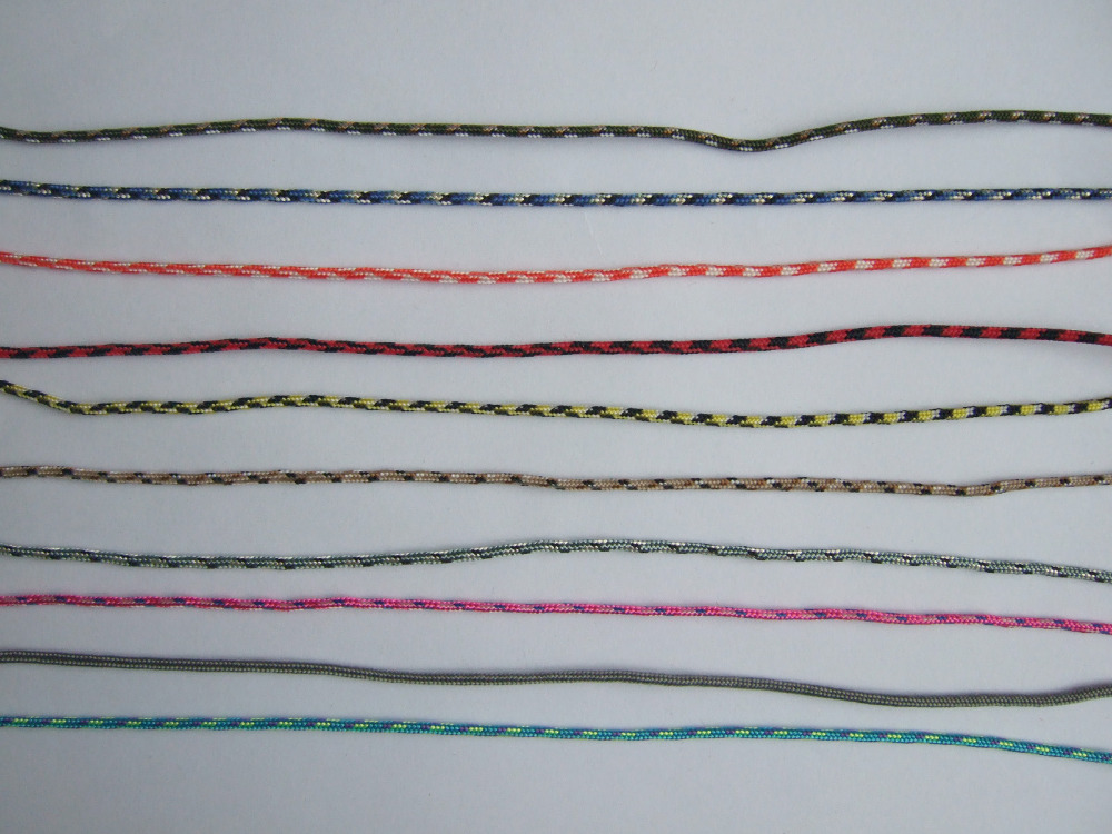 2 Meters Polyester Rope Cord For Bracelet Jewelry Making(China (Mainland))