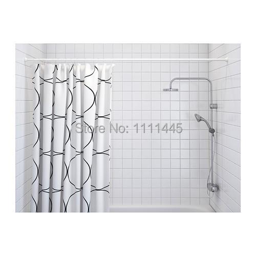 Перекладина для ванной шторки , 1,1 2meters, DHL/UPS/FEDEX аксессуары для телефонов senter st 220 dhl ups fedex ems st220