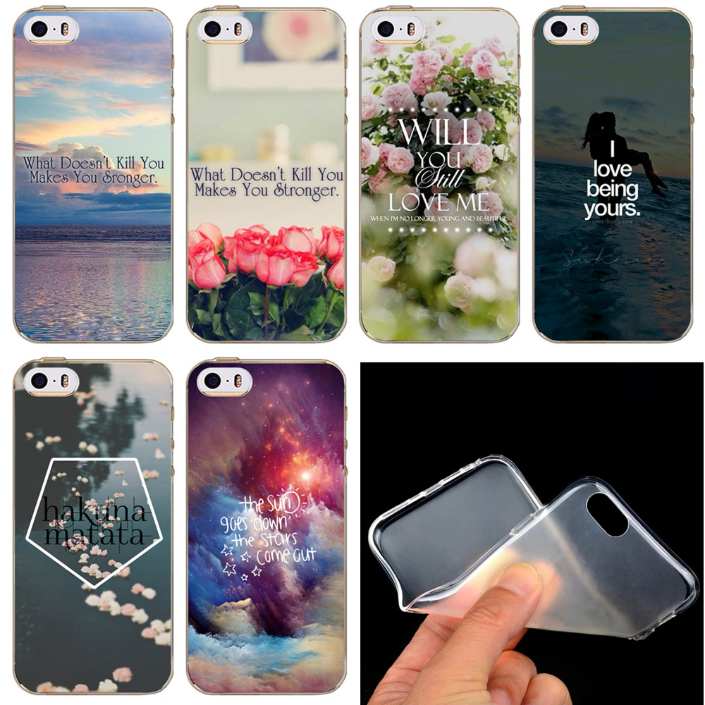 Phone case for iPhone 4 4s Romantice Roses Colorful Styles Flowers Painted Soft Silicone Transparent TPU Case cover Back Skin(China (Mainland))