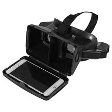 Google картон VR коробка виртуальный 3D очки для Samsung S5 S6 + примечание 5 TH209
