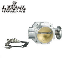 Buy LZONE RACING- NEW THROTTLE BODY FOR HONDA B16 B18 D16 F22 B20 D/B/H/F THROTTLE BODY 70MM EF EG EK DC2 H22 D15 D16 JR6952 for $45.13 in AliExpress store