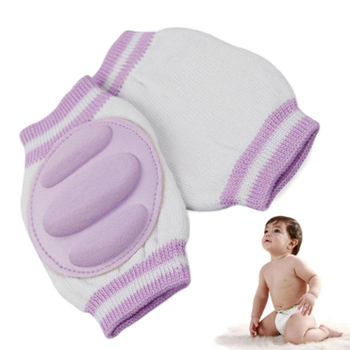 Delicate 6 Colors Fashion Safety Crawling Elbow Cushion Infants Toddlers Baby Knee Pads Protector Leg Baby Kneecap for Kid Hot