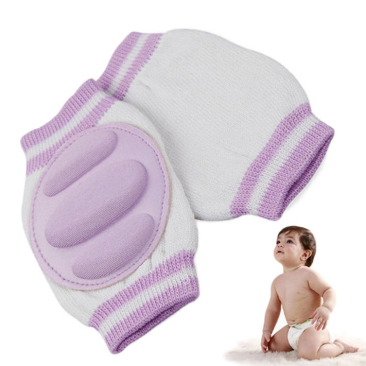 Delicate Kids Safety Crawling Elbow Cushion Infants Toddlers Baby Knee Pads Protector Hot Selling 1pc(China (Mainland))