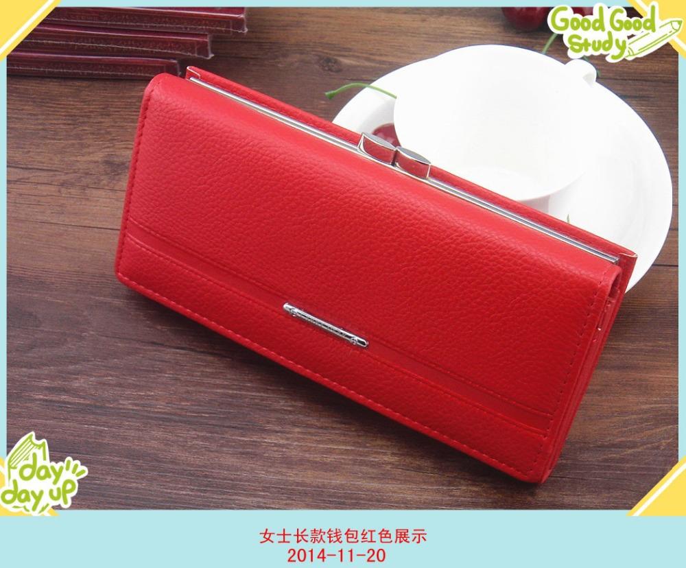 Luxury Women long Wallet Leather Purse Clutch Lady Long Handbag Phone Case Money Card - Rainbow Road store