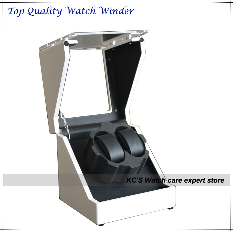 Top Quality Japan Motor Automatic Watch Winder Self-Winding Boxes for Womens  Mens Watches GC03-S102WB<br><br>Aliexpress