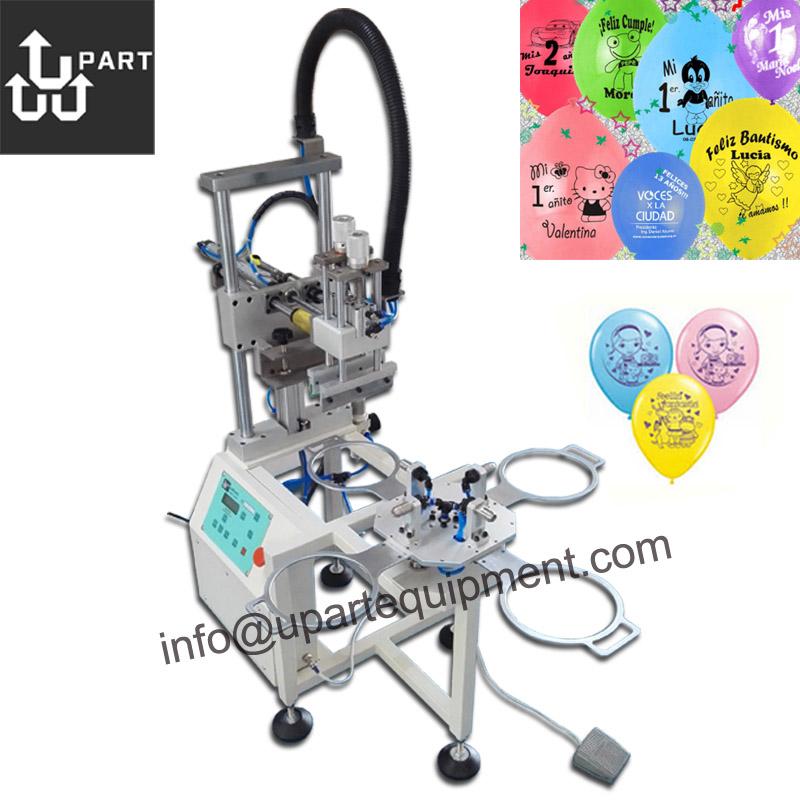 new design for printing latex balloons conveyor balloon screen printer/balloon printer machine, balloon printing equipments(China (Mainland))