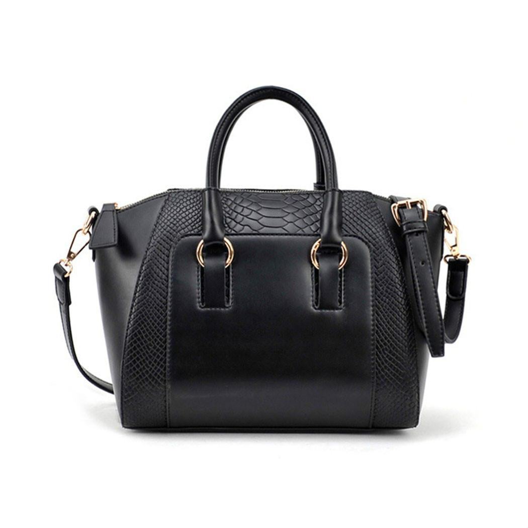 2016 Wholesale New Fashion Leather Lady Handbag Shoulder Bag Tote 6 Colors Purse Women Messenger Bag 31(China (Mainland))