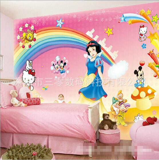 Achetez en gros pochoirs muraux princesse en ligne des grossistes pochoirs muraux princesse - Dessin muurschildering chambre fille ...