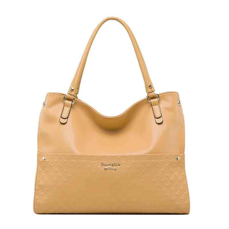Famous brand women bag hot sell 2015 genuine leather lady fashion handbags embossing zipper women messenger bags<br><br>Aliexpress