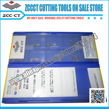 Free Shipping APKT 11T308-PM YBG302(40PCS/LOT) ZCC.CT Cemented Carbide CNC Milling Tool Insert