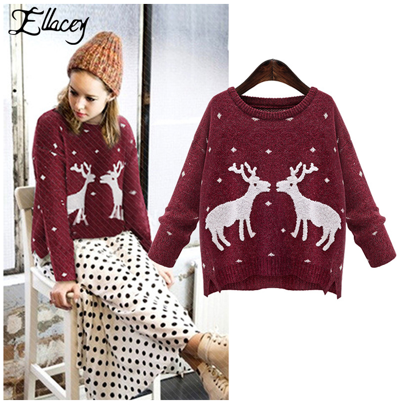 Cute Christmas Sweaters For Juniors - Sweater Tunic