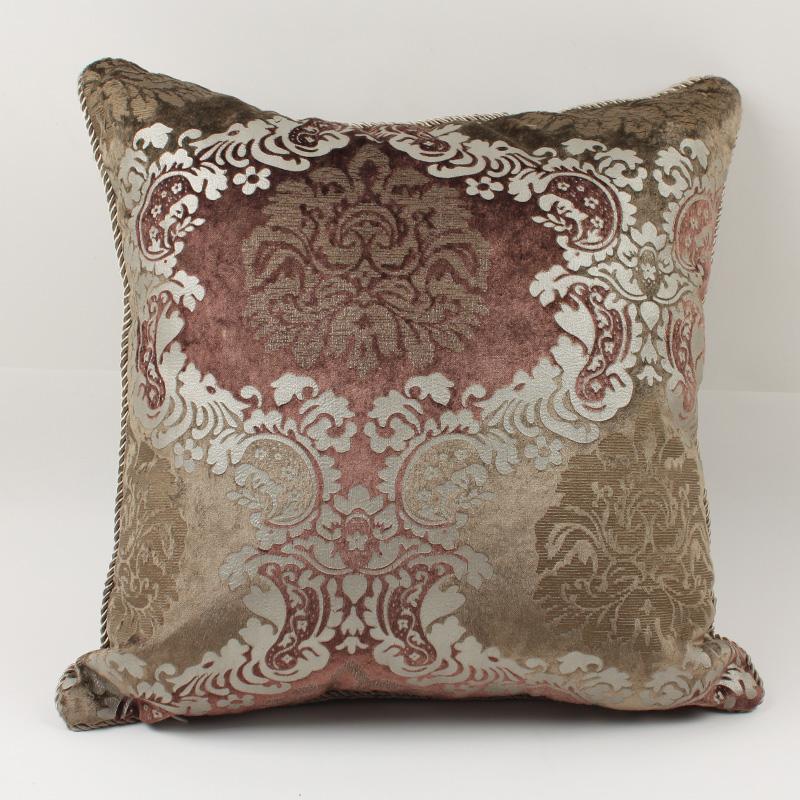 Adbb01 30 42 45 45cm Luxury European Sofa Big Pillow Cushion Pillows Package Chair Without Core