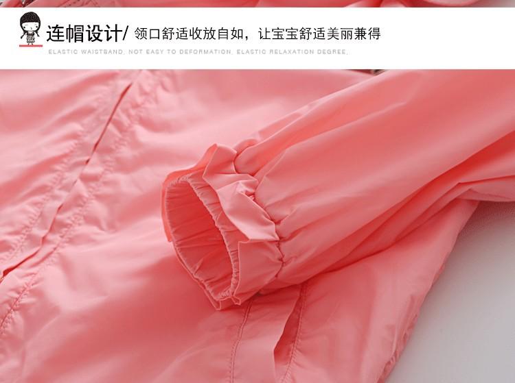 Скидки на Свадебные платья Оборками лук Осень Зимой на открытом воздухе пальто девушки хлопок теплое пальто розовый Куртка девушки одежду 3 4 5 6 7 8 9 10 лет