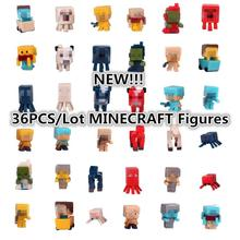 36pcs/set Hot Sale Minecraft Game Toys Model Juguetes Sword Espada Minecraft Action Figure Kid Toy Gifts Brinquedos #F(China (Mainland))