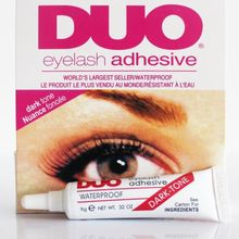 False Eyelash glue DUO anti-sensitive hypoallergenic DUO Eyelash glue (black glue) wholesale