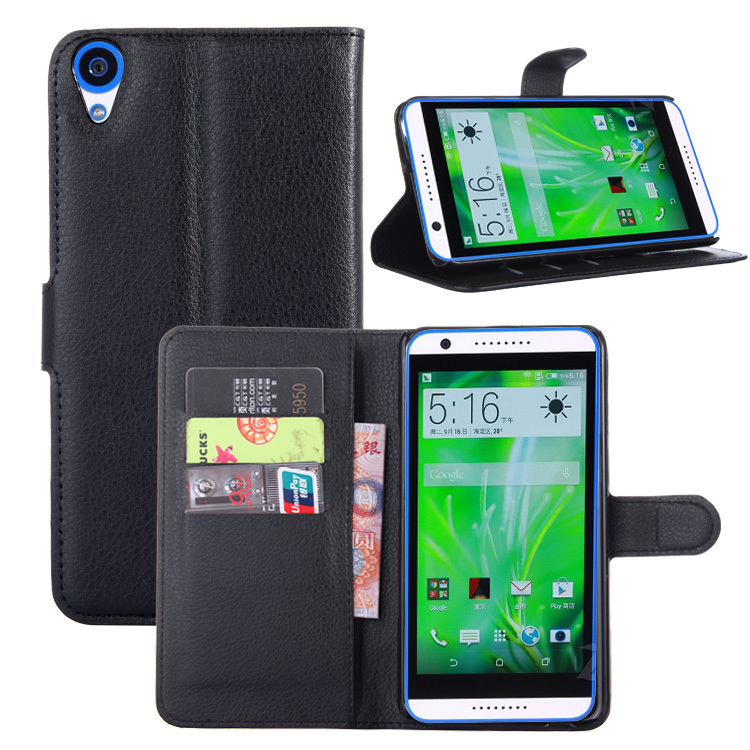 Гаджет  For HTC Desire 820  2015 New Luxury Stand Flip Wallet Leather  Case Cover For HTC Desire 820 D820U Phone Bags Free Shipping None Телефоны и Телекоммуникации
