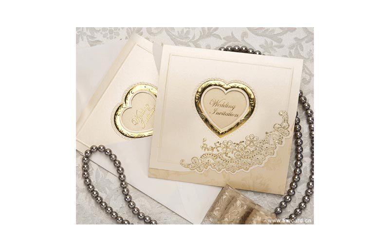 10pcs White Wedding Invitations Wedding Party Card Party Decoration Wedding Decor Free Shipping(China (Mainland))