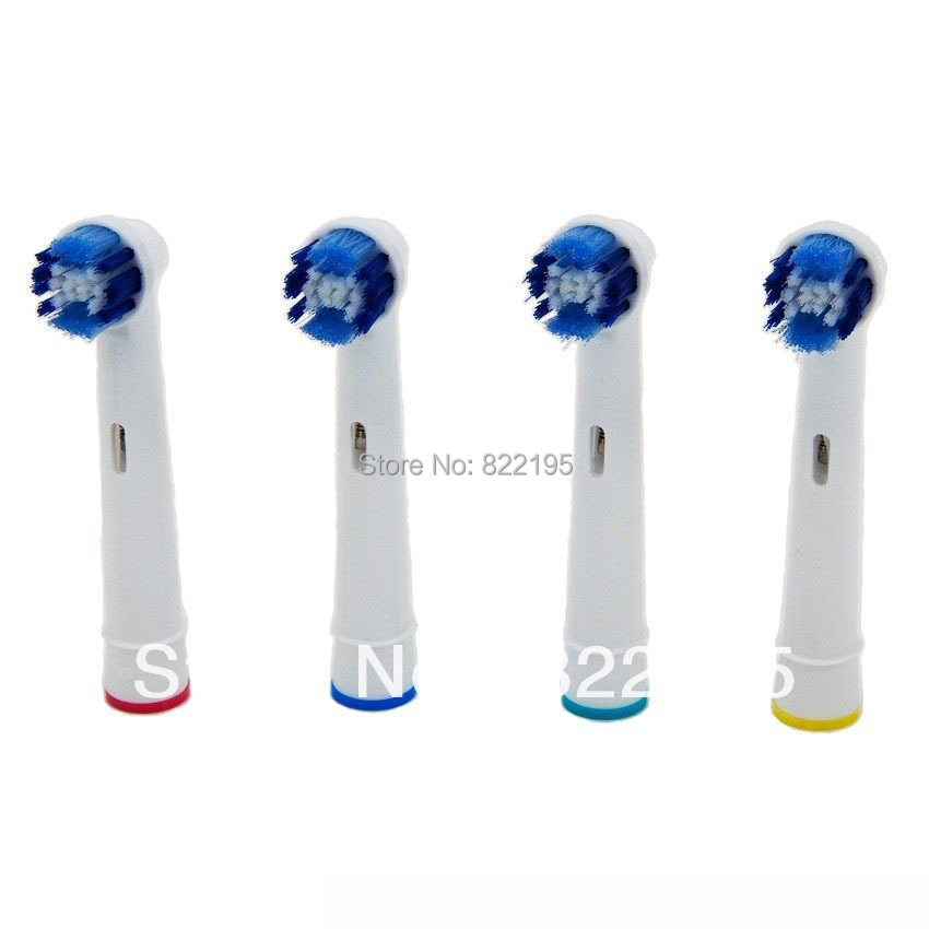 4PCS Factory Retail Wholesale Electric Toothbrush Heads B SB-20AReplacement for Oral Vitality PRECISION CLEAN(China (Mainland))