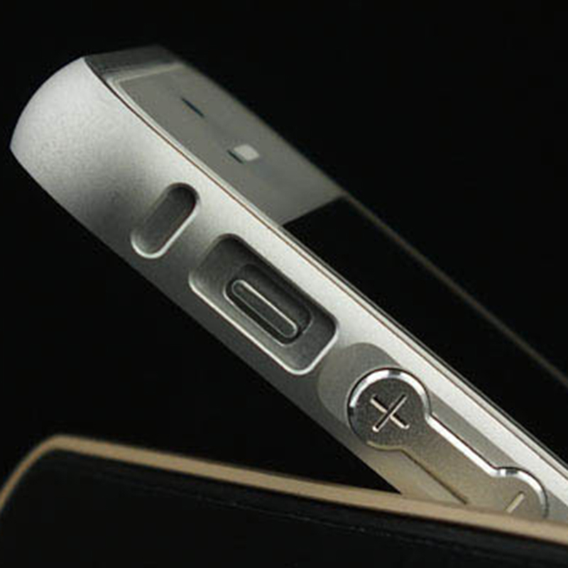 UltraThin Luxury Aluminum Bumper Case Metal Frame Protective For Apple iPhone 5 5S iPhone5S Cover Capa Celular(China (Mainland))