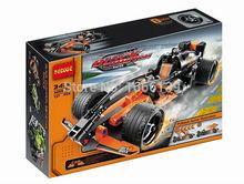 2016 новый горячий продажа Decool 3413 Черный Воин Чемпиона Гонщик вытяните Назад Техники Автомобиль Строительные Блоки Устанавливает Игрушки Совместимо С Lego