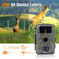 RD1001 720P Wildlife Hunting Camera 12MP Infrared Video Trail Scouting Camera Black 940nm 42 Led 120