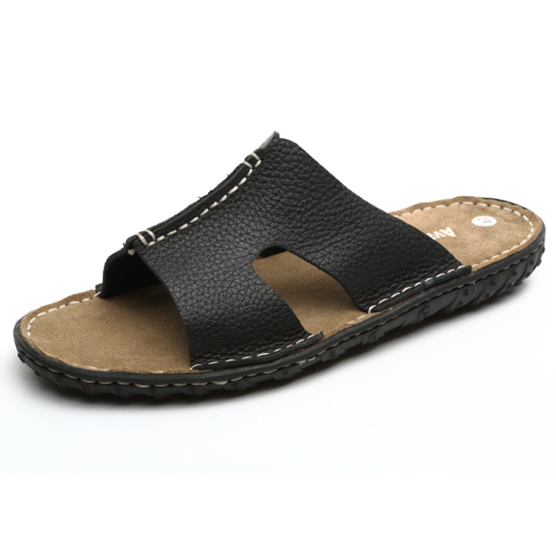 Men's slip on slippers are another good option for keeping your feet covered and comfy. If you're in search of a specific brand, Kohl's has them all, including trusted names like men's Dearfoam slippers.