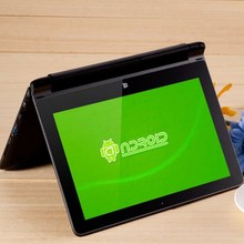 Laptop 10 1 dual System touch Android4 2 Window8 1 N806 Dual Core Laptop Netbook espiegle