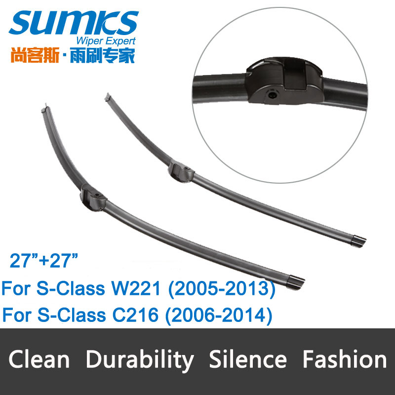 Replacement Wiper Blades For Mercedes Benz