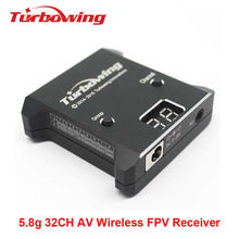 Free shipping!5.8G 32CH FPV Wireless Receiver RX for RTF RC Quadcopter Drone Range 500-3000m