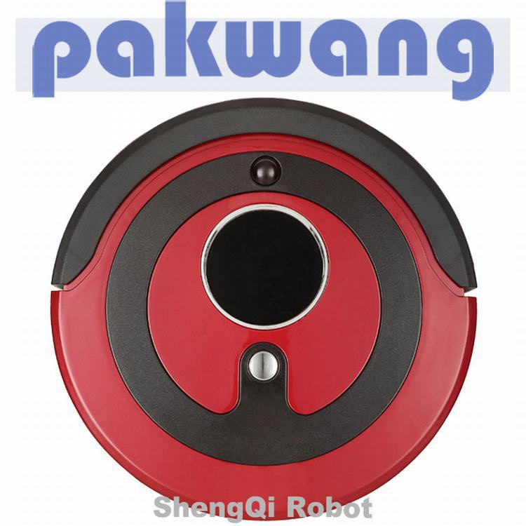 (For Russian buyer only) Cordless Multifunction Robot Vacuum Cleaner, LCD,Touch Screen, Auto-charge, Virtual Wall, Time schedule