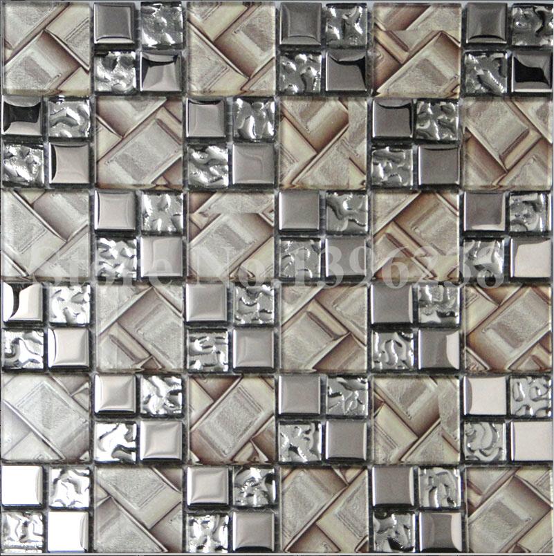 Mattonelle Mosaico Cucina. Trendy Piastrelle Mosaico In Bagno Foto ...