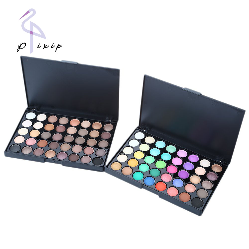 40 Colors Special Eyeshadow Palette Makeup Long Lasting Matte Pearl Shimmer Eye Shadow Comestic Makeup Eyeshadow Palette(China (Mainland))