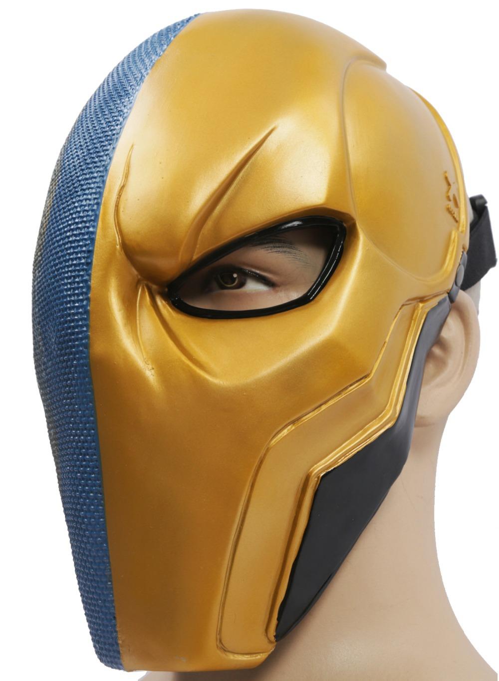Batman Arkham Origins Deathstroke Mask Batman:arkham Origins