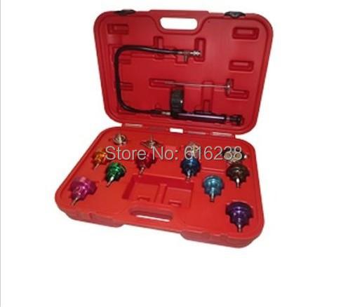 Fuel Pressure Tester car Tool Kit urgency mend repair Car/Car Water Tank leak detector(China (Mainland))