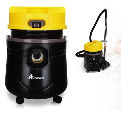 Augewei ogilvy zl12-13 bucket commercial vacuum cleaner high power industrial vacuum cleaner 1200W 15L dust box(China (Mainland))