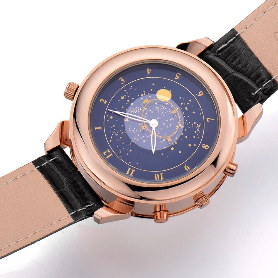 MEGIR Множественный Часовой пояс мужские Кварцевые Часы Моды Кожа Военный Стиль Аналоговые Наручные Часы Мужчины Хронограф Наручные Часы