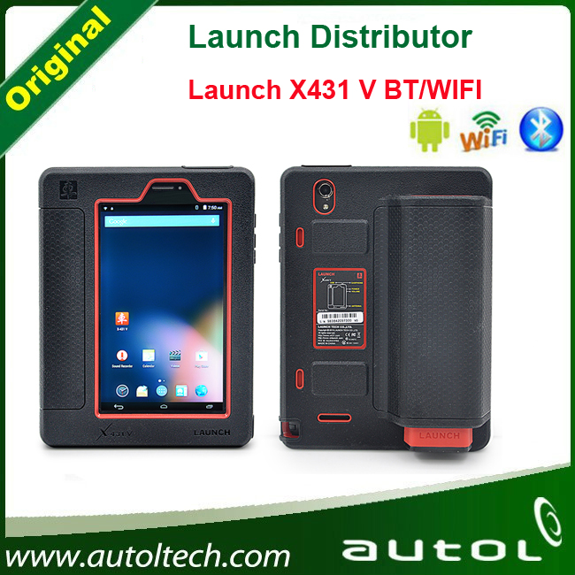 Launch X431 V (X-431 V) Global version Update Online Bluetooth/WIFI full systerm diagnostic tool X-431 V Better than diagun 3(China (Mainland))
