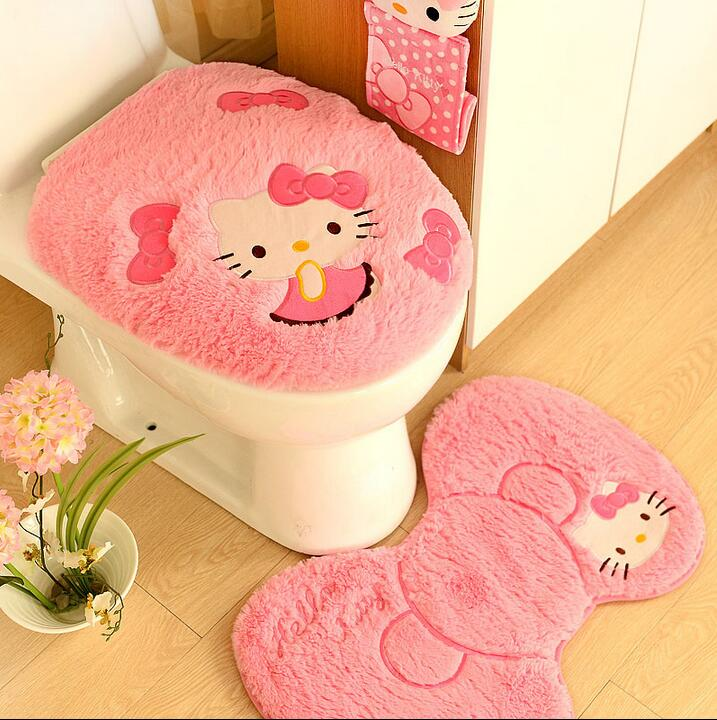 Online kopen wholesale kitty wc uit china kitty wc groothandel - Deco wc rood ...