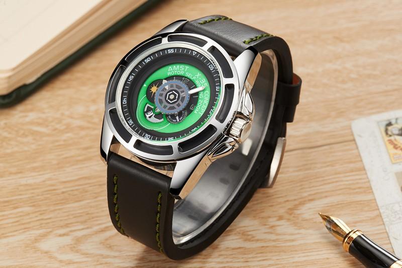 Новая тенденция oAMST мода календарь циферблат кварцевые часы водонепроницаемые часы мужчин и женщин творческой пары смотреть желе пояса