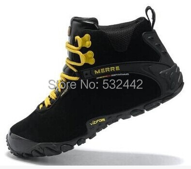Male Winter High-top Hiking Shoes/Outdoor Shoes Warm Waterproof /Snow