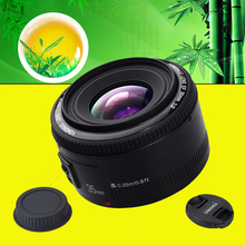 Buy YONGNUO YN35mm YONGNUO 35mm F/2 Lens Wide-angle Large Aperture Fixed Auto Focus Lens Canon 6d 60d 5d3 550d 1100d 650D Camera for $90.88 in AliExpress store