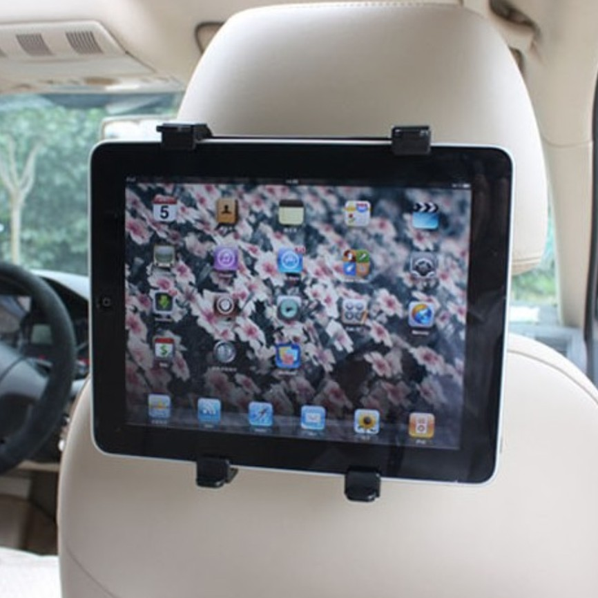 New Convenient Car Mount Universal Holder Stand Support Auto bracket For iPad UMPC Tablet PC Black freeshipping(China (Mainland))