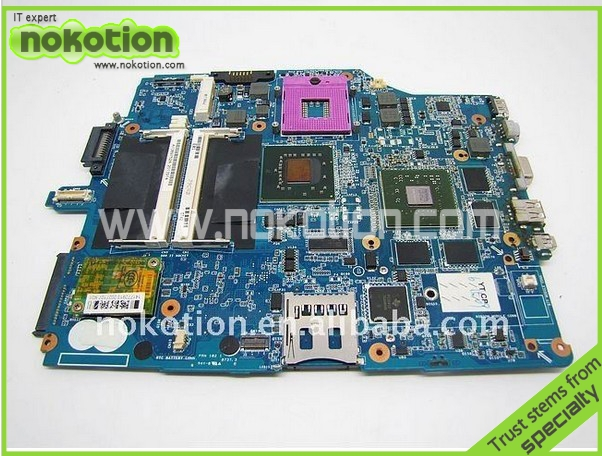 MBX-165 Motherboard for Sony VGN-FZ series Ms92 1P-007B100-8011 Laptop Mother Boards Full Tested(China (Mainland))