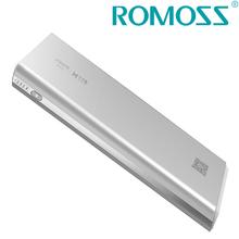 Original Romoss GT1 10000mAh Power Bank Dual USB Li-polymer Portable Powerbank External Battery Charger for Smart Phones Pads