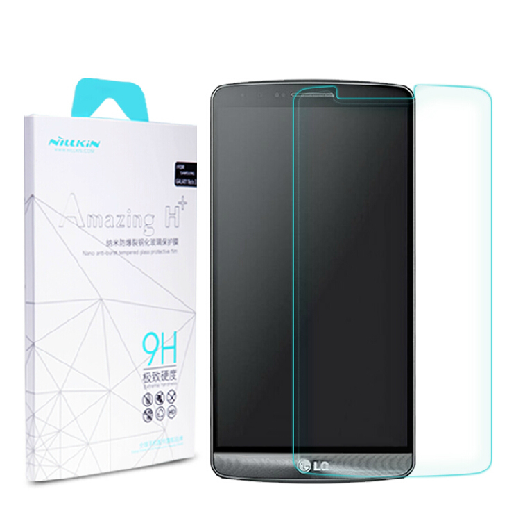 Phone Screen Protector LG G3 H Anti-Explosion Glass Phone Screen Protector Cheap Screen Cell Mobile Accessories(China (Mainland))