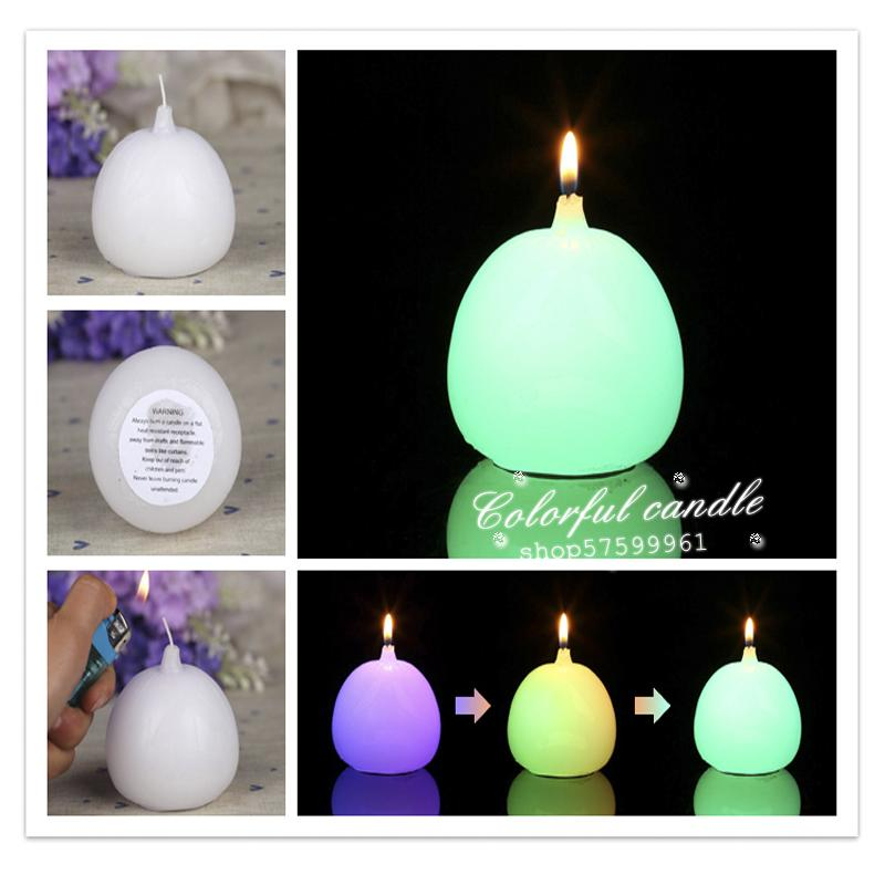 led pumpkin candle color changing candle pumpkin halloween